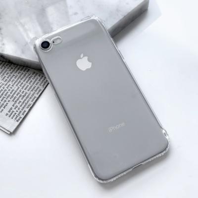 아이폰케이스 7 8 x xs xr 11 pro 클리어 투명 실리콘