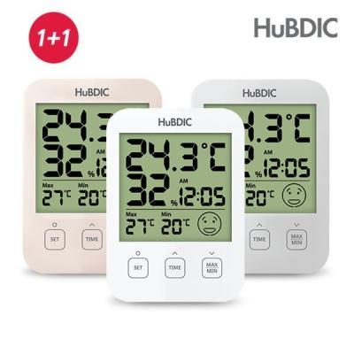 휴비딕 [1+1] 디지털 온습도계 HT-7 + HT-7
