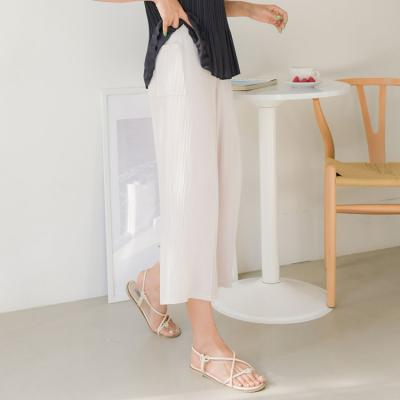 Pleats Mi Wide Pants - 7부