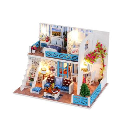 DIY 미니어처 하우스 - 로즈 하우스