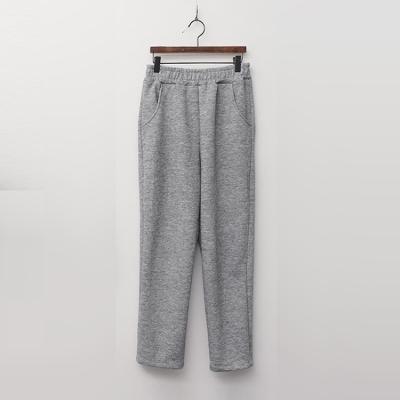 Gimo Twin Easy Pants - 기모안감