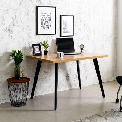 블랙 인더밴 1200 철제 책상 컴퓨터테이블
