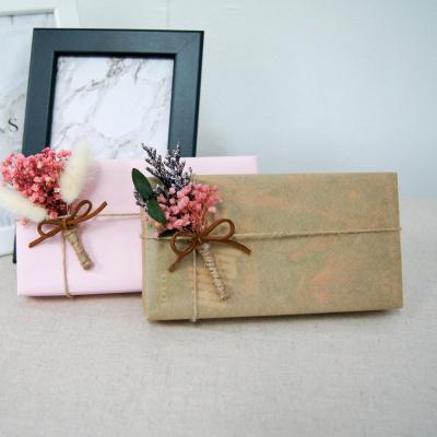 막대과자데이 선물용 미니꽃다발