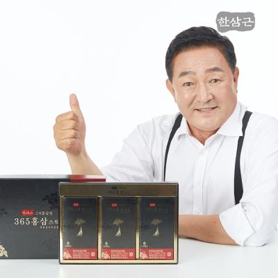 [한삼근] 고려 홍삼정 365 홍삼스틱 10ml x 30포