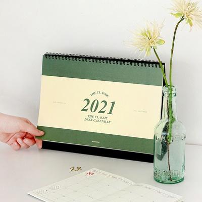 2021 워너디스 클래식 데스크 캘린더_A4(가로형)