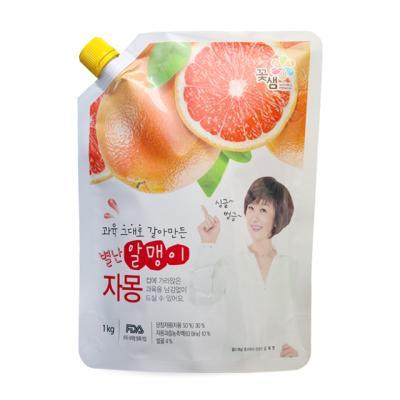 D2 꽃샘 별난 알맹이 자몽 1kg