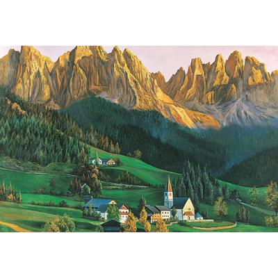 1000피스 직소퍼즐 - 언덕 위의 작은 마을