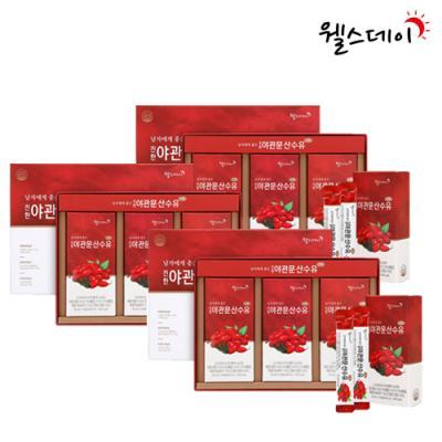 [웰스데이] 진한 야관문산수유스틱 (10ml*30포)