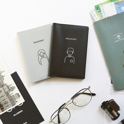 지유 여권케이스