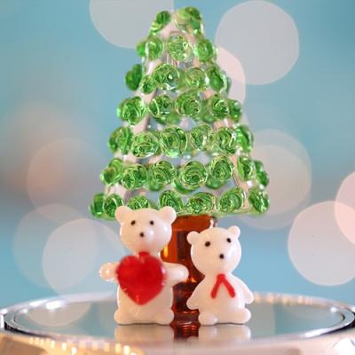 LED취침등오르골 - 나무&곰 (오르골)