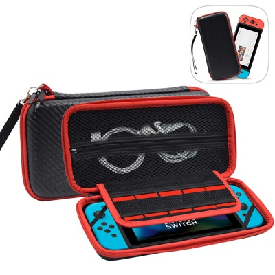 닌텐도스위치 휴대용 슬림 파우치/칩수납/여행용 가방