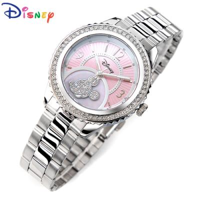 [Disney] OW-076PK 월트디즈니 프린세스 캐릭터 시계