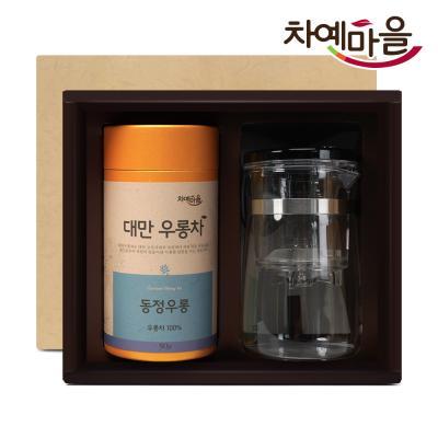 [차예마을]표일배+동정우롱 선물세트
