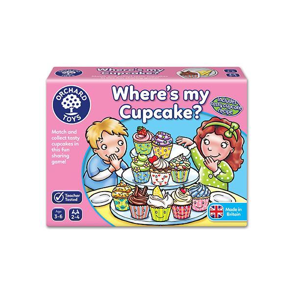 컵케익을 찾아라