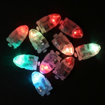 LED 벌룬라이트 (풍선전구) 칼라체인지 - 50개입