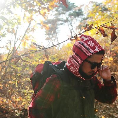 [릿지라인]캠프 후드 넥워머 Camp Hood Neck Warmer