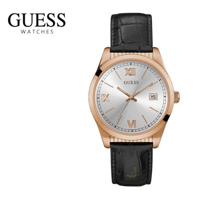 게스 남성 가죽시계 W0874G2 공식판매처 정품