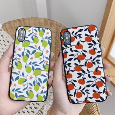 아이폰8 나의라임오렌지나무 카드케이스