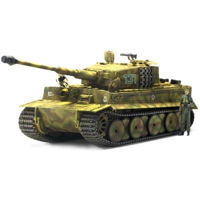 HOBBY MODEL KITS 독일 중기 타이거탱크 I
