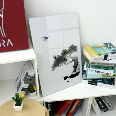 pc465-아크릴액자_복을부르는소나무(대형)
