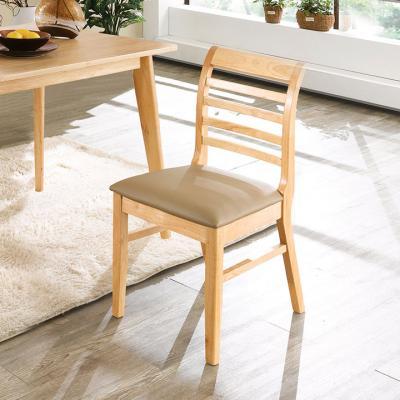 N402 1인 원목 의자 1color