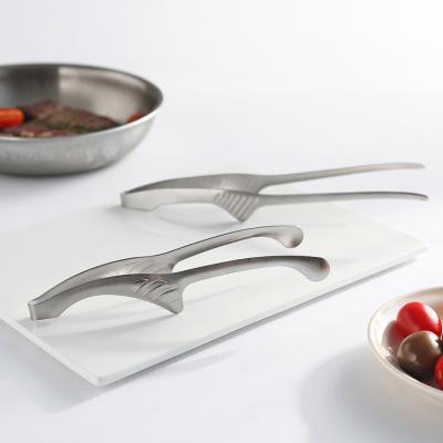 푸코 스텐 웨이브 고기집게 커브20cm(S116-1)