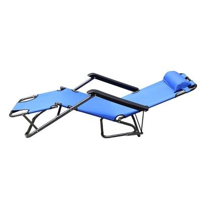 캠핑 접이식 침대겸 레저의자 캠핑의자 접이식의자