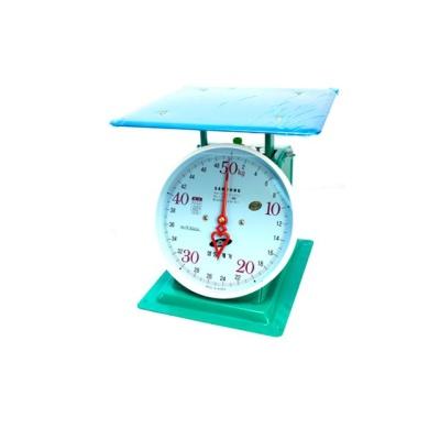 지시저울 접시저울 앉은뱅이저울 바늘저울 50kg