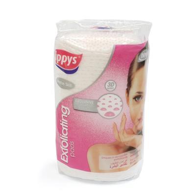 TIPPY 3D필링패드 원형 화장솜50매 민감피부용 3094