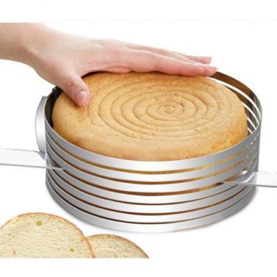 쿠킹 베이킹 7단 케익 슬라이서 1개