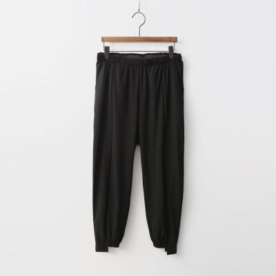 Warm Unbal Jogger Pants