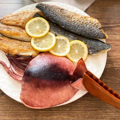 생선파티 오징어 1마리 고등어 2팩 삼치 2팩 간편식