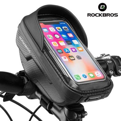 락브로스 자전거가방 휴대폰 거치대가방 핸들가방 B70