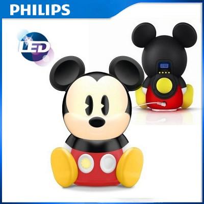 필립스 디즈니 LED 키즈조명 슬립타임 미키[71701/30]
