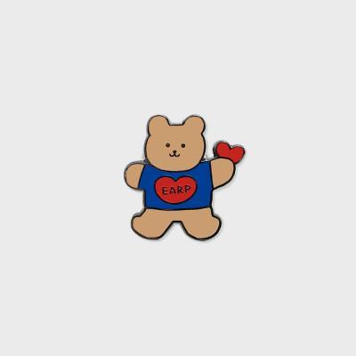 Bear heart(뱃지)
