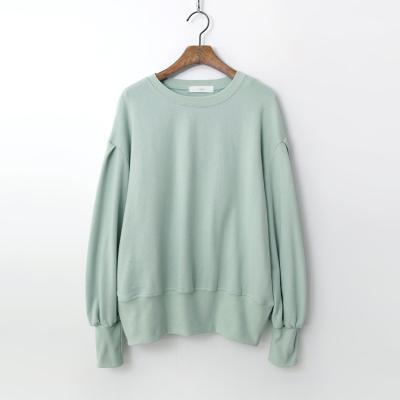 Puff Crop Sweatshirt