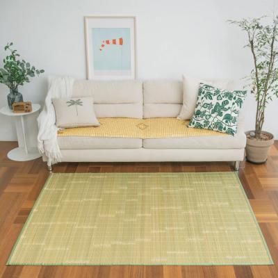[베누지오] 대나무돗자리 대자리 매트 청대 135x180