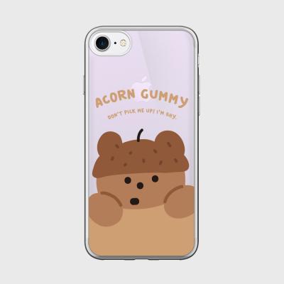 acorn gummy 글로시미러케이스