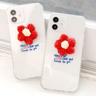 꽃송이 포유케이스(아이폰11)