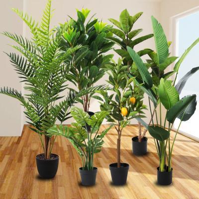 인테리어인조나무 유주나무 아레카야자 야자수 대나무