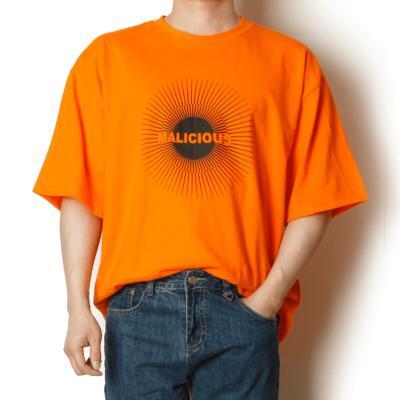 커플 시밀러룩 여름 데일리 반팔 티셔츠 디자인 시플