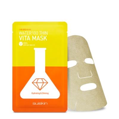워터100씬 비타민 마스크 1EA