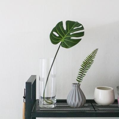감동샵 몬스테라 잎 조화 Leaf