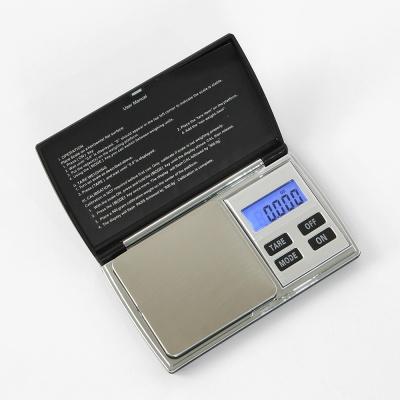 휴대용 소형 전자저울 DH-C01(500x0.1g)