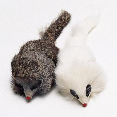 고양이 쥐 장난감 4.5in 사냥놀이 용품 마우스 인형