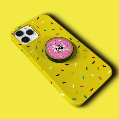 슬림하드 케이스 스마트톡 세트 - 도넛 옐로우