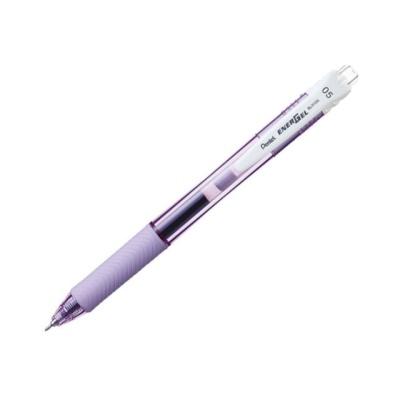 펜텔 에너 겔 펜 X 니들 파스텔 노크 0.5mm 흑 105V