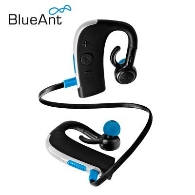 [블루안트] 블루투스 이어폰 스포츠 펌프 (방수/블랙)