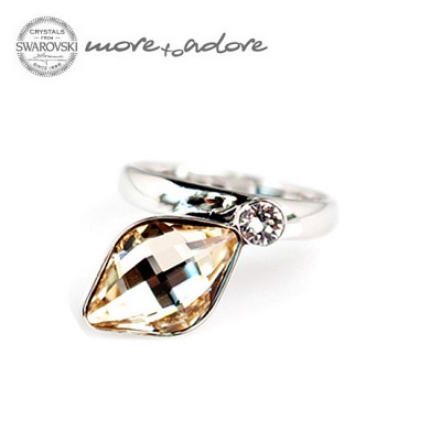 [모어투어도어] moretoadore Floral Pastel Ring 반지 ( 5065641 / 5065640 / 5065639 )