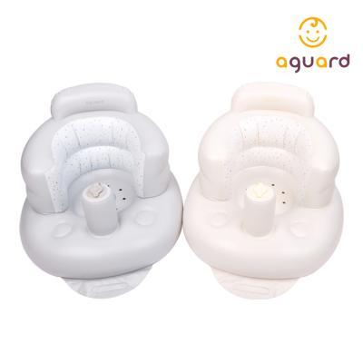 아가드 마시멜로 목받침 휴대용 소프트 의자 유아의자